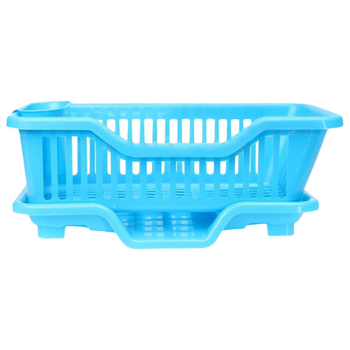 Amazon.com: TOOGOO Kitchen Sink Dish Plate Utensil Drainer Drying ...