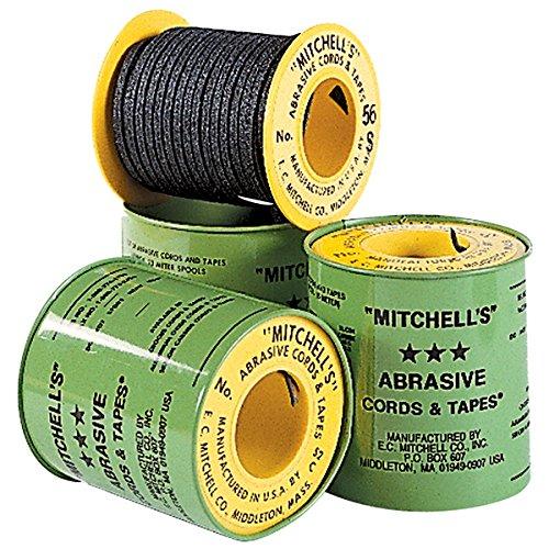 MITCHELL 52C Abrasive Cords Crocus - Grit: 52 Cord Diameter: .055'' - Pack of 2