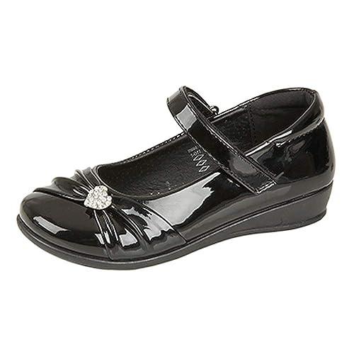 School Shoes for Girls: Amazon.co.uk