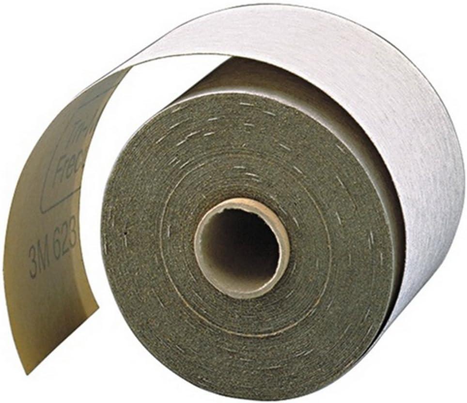 Schleifpapierrolle K.240 L.50m B.115mm Silicium-Carbid 618 3M