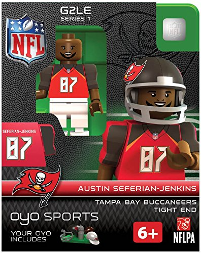 Austin Seferian Jenkins OYO NFL Tampa Bay Buccaneers G2 Series 1 Mini Figure Limited Edition