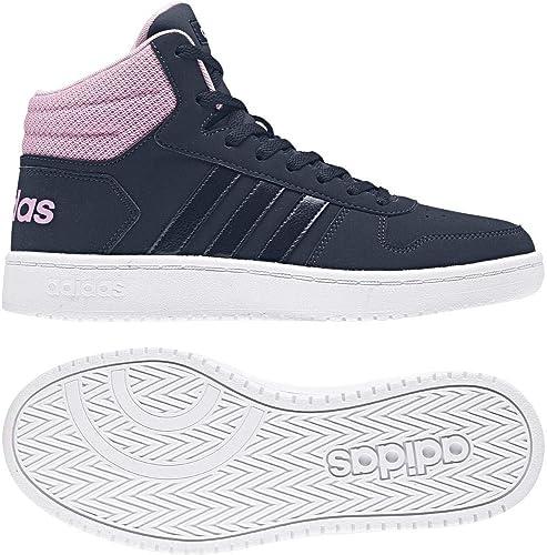 adidas Hoops 2.0 Mid, Women's