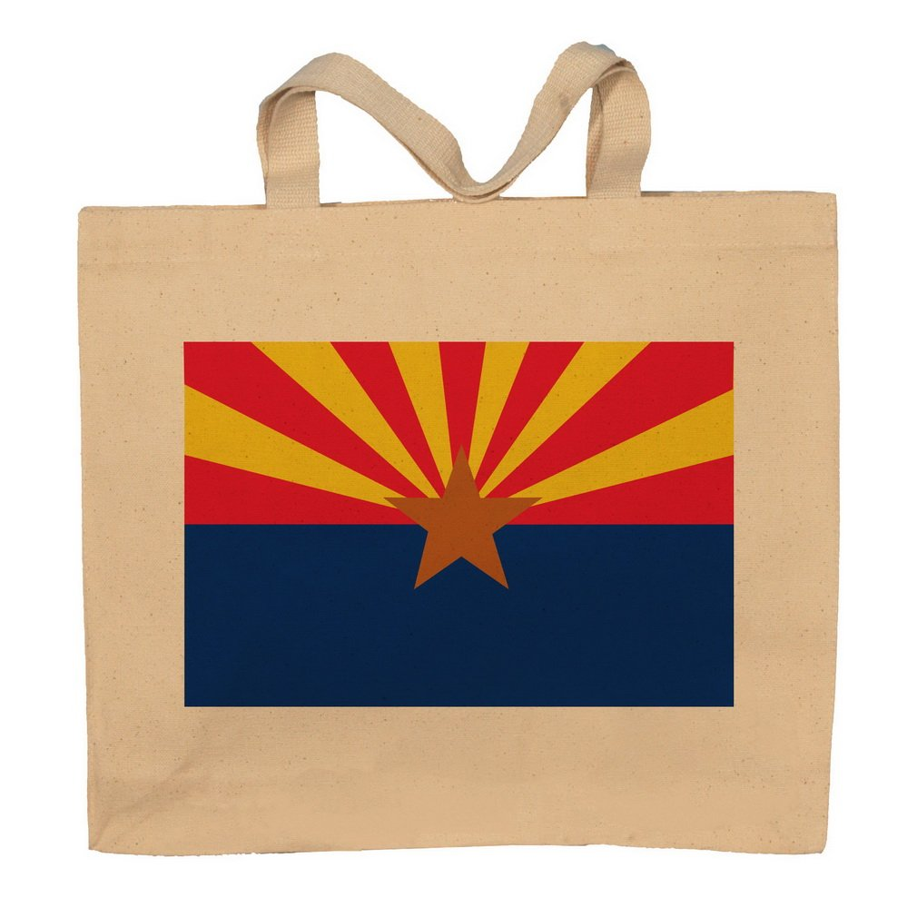 Arizona State Flag Totebag Bag
