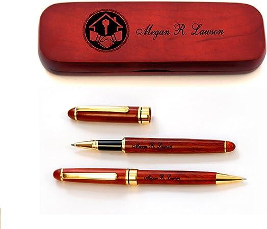 Personalized Pen Set