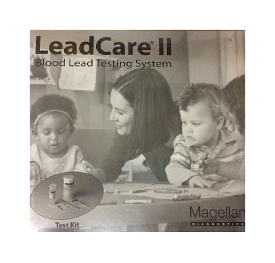 LeadCare® II Lead Reagent Test Kit 48/Bx