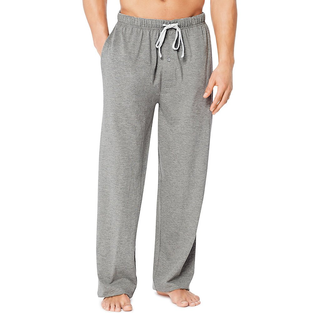 Hanes X-Temp Men`s Jersey Pant with ComfortSoft Waistband 01101/01101X