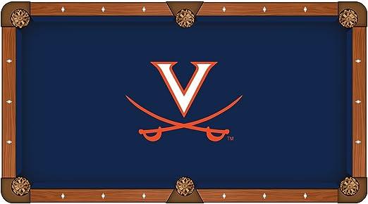Holland Bar Stool Co. Virginia Mesa de Billar con Logo de 8 pies ...