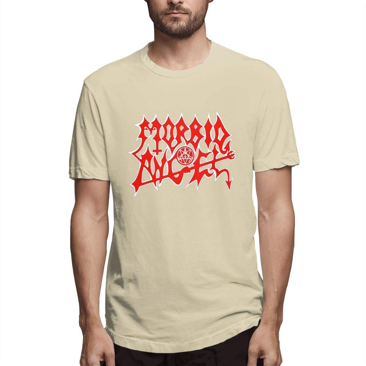 Morbid Angel Kingdoms Disdained Workout Short Sleeve Shirts