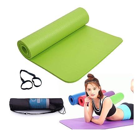 NBR Colchón Yoga Estera de TPE para Yoga - Pilates Mat - Eco ...