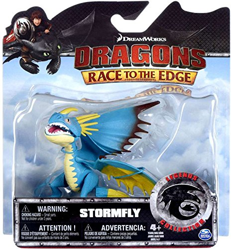 How to Train Your Dragon Race to the Edge Legends Collection Stormfly Action Figure