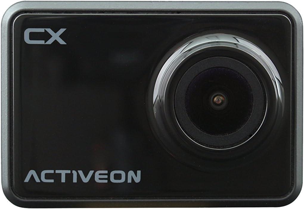 Amazon Com Activeon Cx Action Camera Onyx Black Camera Photo