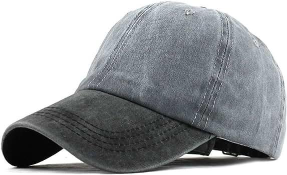 TWIFER Gorra de béisbol de algodón Hombre Mujer de Estilo Vintage ...