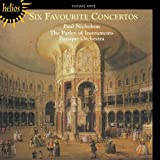 Six Favourite Concertos (The Parley Of Instruments Bo)