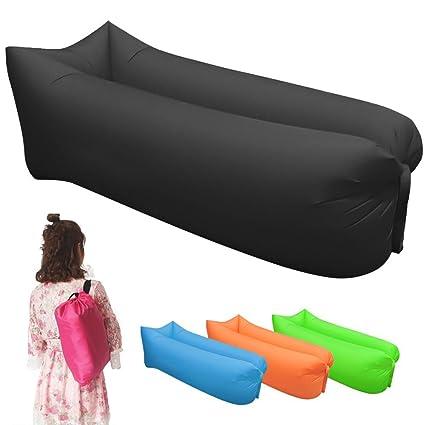 Asiento hinchable Taoxi, sofá, saco de dormir, cama de aire ...