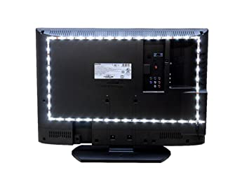 Inspired LED Home Theater | Accent Light Kit | Ambient Light TV LED Backlight | With  sc 1 st  Amazon.com & Inspired LED Home Theater | Accent Light Kit | Ambient Light TV ... azcodes.com