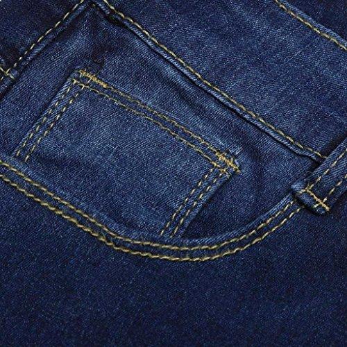 Extensible Haute Pantalons Pour SOMESUN Taille Bleu Jeans Maigre Taille Slim Fonc Stretch Skinny Long La Auto Culture Bleu Femmes Jeans Slim Fonc Pantalons Crayon Plus Denim Femmes qPrPHOYw