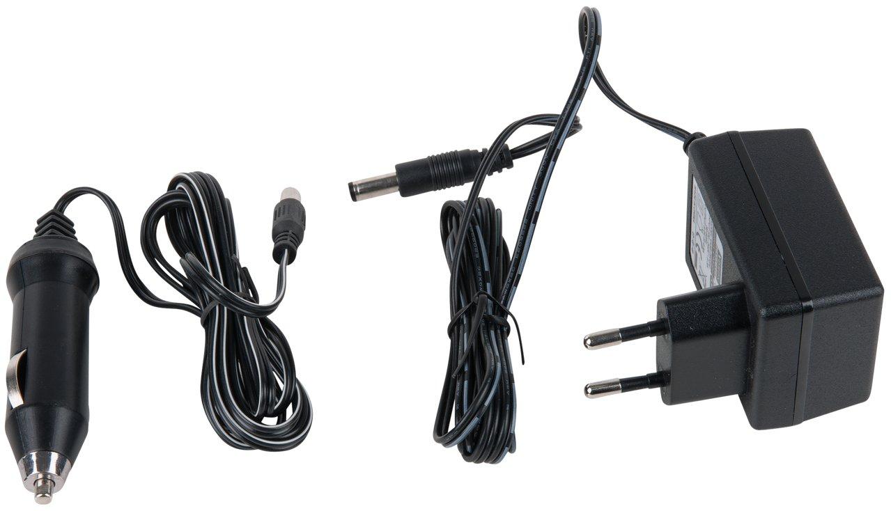 knickbar rot//schwarz KS Tools 150.4355 LED-Akku-Arbeitslampe