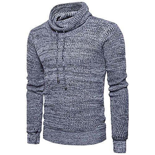 Men's Sweater, Realdo Autumn Winter Pullover Jumper Knitwear Outwear