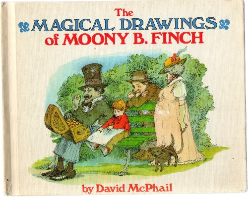 The Magical Drawings of Moony B. Finch