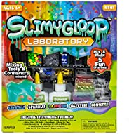 SLIMYGLOOP Make Your Own Mermaid DIY Slime Kit by Horizon Group USA, Mix & Create Stretchy, Squishy, Gooey