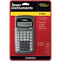 TEXTI30XA - Texas Instruments TI-30XA Student Scientific Calculator