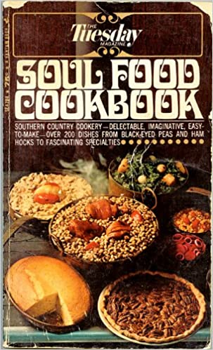 Soul food cookbook the tuesday magazine amazon books forumfinder Images