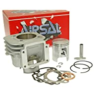 Kit cilindro AIRSAL T6-Racing 70ccm per MBK Booster Rocket 50