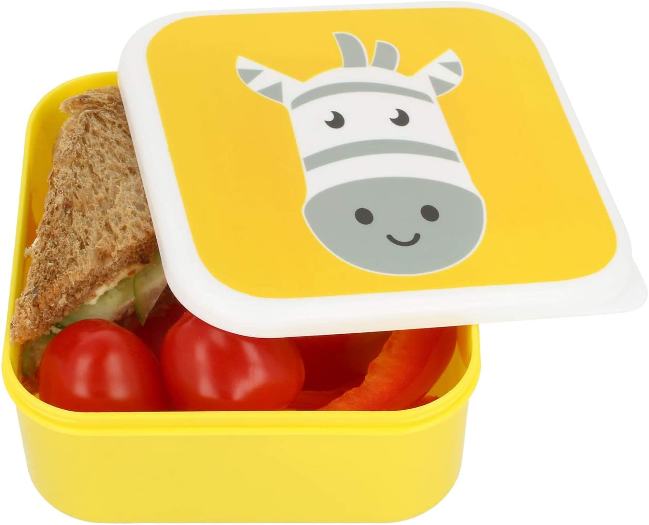 mohito Bo/îte /à Lunch Bo/îte /à bento Owl Lunch Box Bento Portable Bo/îte /à Pique-Nique Limentaire Fruits Storage Container Lunch Box Bo/îte de Rangement Aliments pour Enfants pour Adultes et Enfant