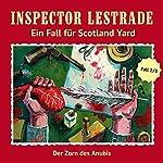 Der Zorn des Anubis (Inspector Lestrade: Ein Fall für Scotland Yard 2)   Andreas Masuth