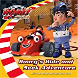 Roary the Racing Car – Hide and Seek Adventure: Lift-the-Flap Board Book