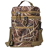 Extreme Pak JX Swamper Camo Cooler Bag w/Zip out Liner
