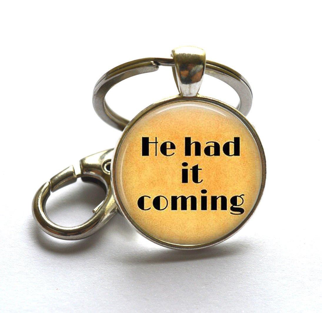 HE Had it coming - - de regalo de divorcio - Divorce joyas ...