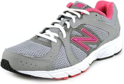 New Balance Grey 481 Wide Running Shoes
