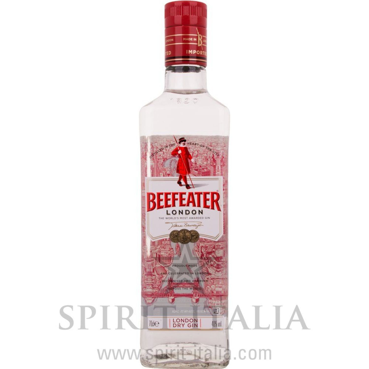 Beefeater London Dry Gin 4000 07 L Amazoncouk Beer Wine