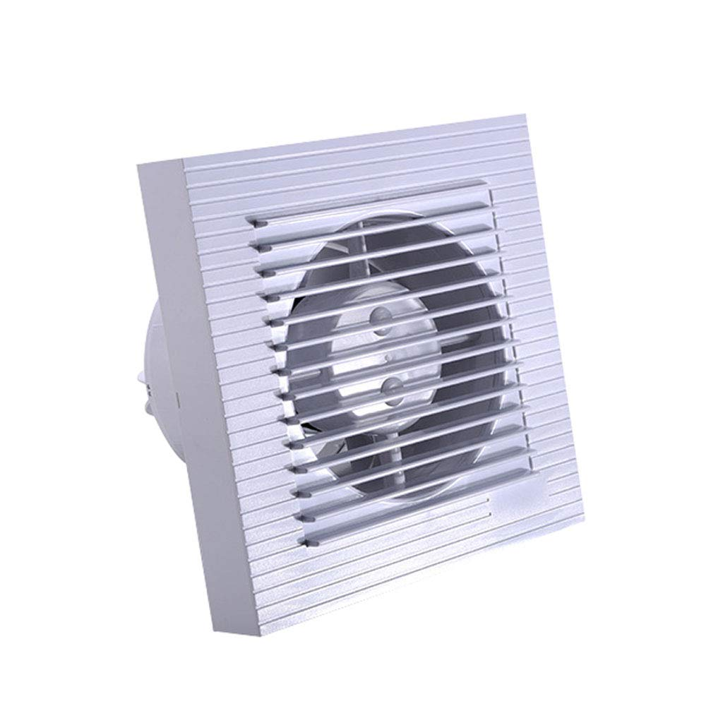 Moolo Ventilation Fan, Large air Volume Square Silent Exhaust Fan (Size : 180180mm)
