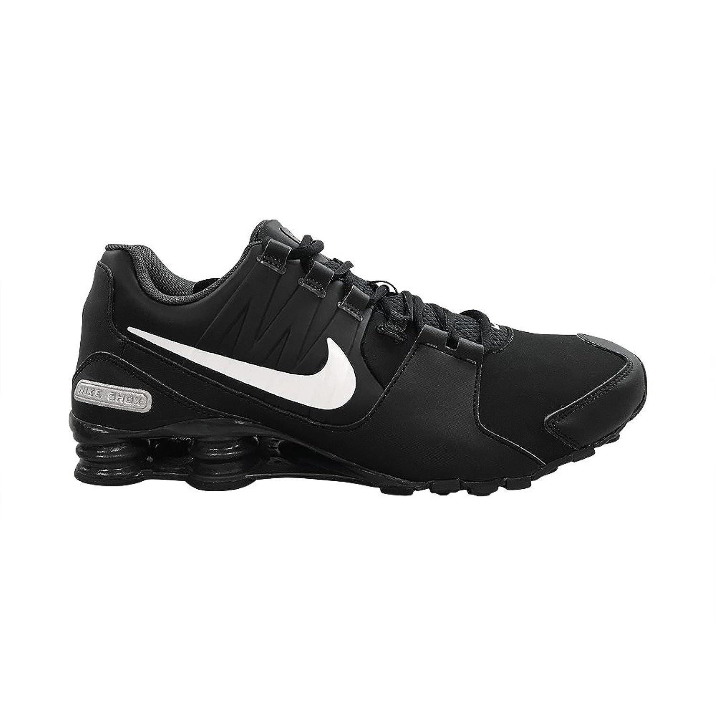 Al por menor Nike Hombre Shox Avenue NZ Zapatillas New Negro/Blanco-004 SZ 12 Avenue Zapatillas Negro 004 645LQ