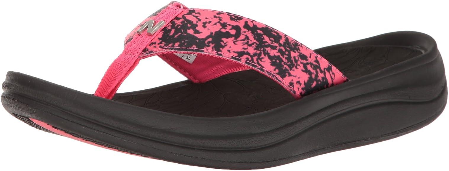 new balance revive flip flops