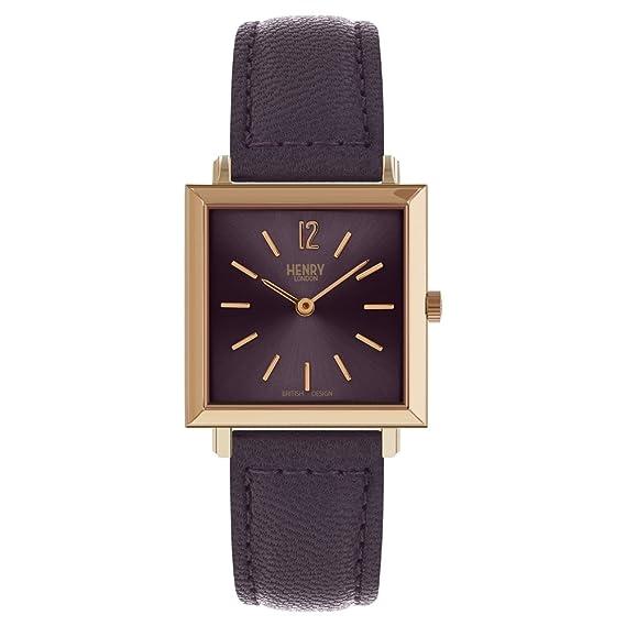 Henry London HL26-QS-0260 Reloj de Damas