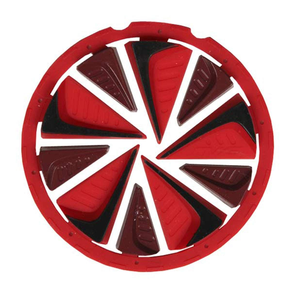 Exalt Paintball Fast Feed - Dye Rotor/LTR - Red by Exalt