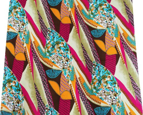 """Beige Cotton Fabric Voile 44""""Width Abstract Print Quilt Bedspread Art India Craft Fabric By The Yard"""