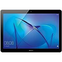 HUAWEI MediaPad T3 WiFi 24,3 cm (9,6 Zoll) Tablet-PC (hochwertiges Metallgehäuse, Qualcomm™ Quad-Core Prozessor, 2 GB RAM, 16 GB interner Speicher, Android 7.0, EMUI 5.1) grau