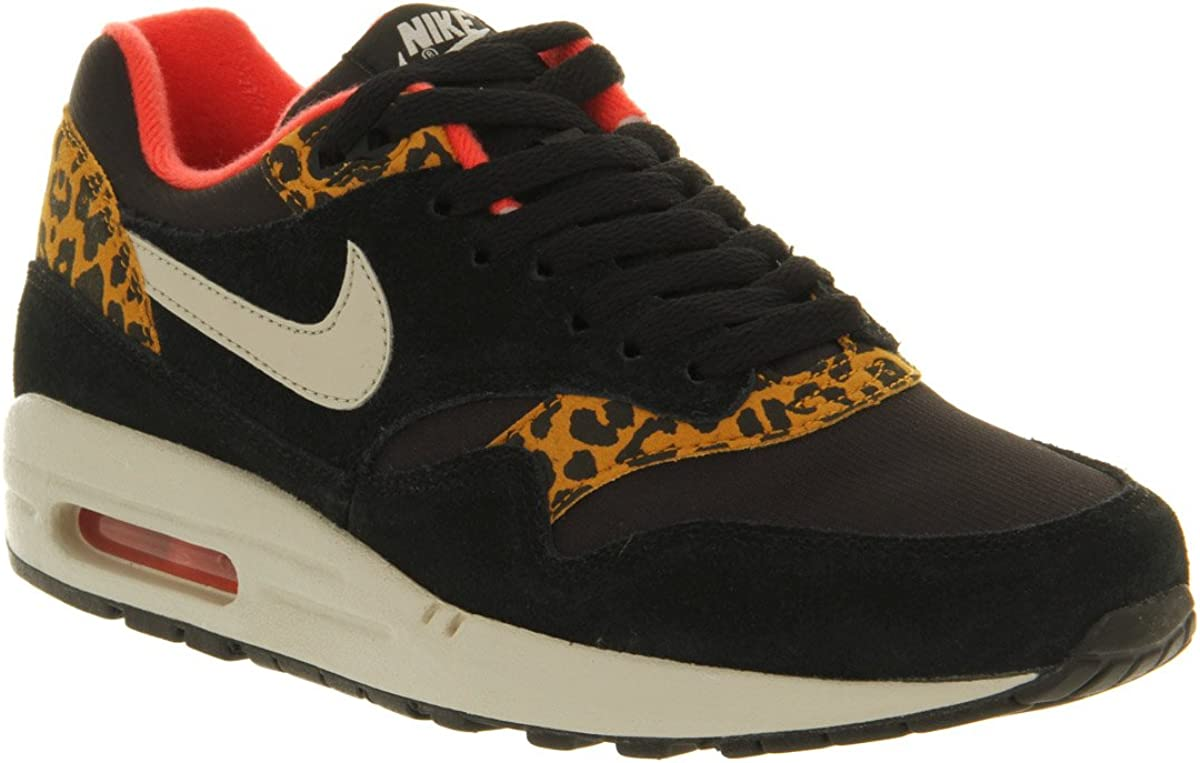 saldar Explicación Obediente  Nike Air Max 1 (l) Black Gold Leopard Excl - 6 Uk: Amazon.co.uk: Shoes &  Bags