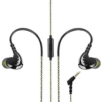 AGPTEK Auriculares in-Ear para Hacer Deporte (reducción de Ruido ...