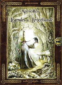 Merveilles et légendes de Brocéliande par Husson