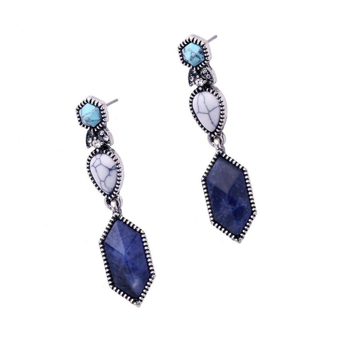 ball earrings clip on earrings ear cuffs dangle earrings earring jackets hoop earrings stud earrings European and American ladies long diamond studded Earrings