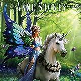 Anne Stokes Official 2016 Calendar