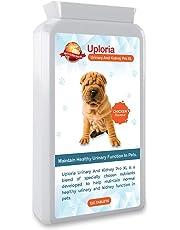 Uploria Pet World Antibióticos para ITU para Perros Y Gatos Apoyo Urinario Y Renal Diario para