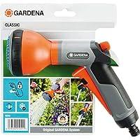 GARDENA Classic Multisproeier: tuinsproeier voor het besproeien van potplanten en borders, 3 straalsoorten…