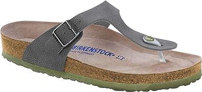 online store 5fd4e 22cf1 BIRKENSTOCK Damen Gizeh Soft Footbed Sandalen Pantoletten ...