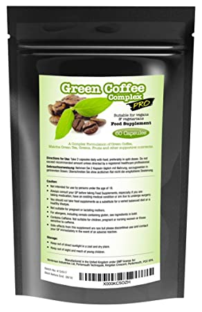 Green tea supplement for fat burning